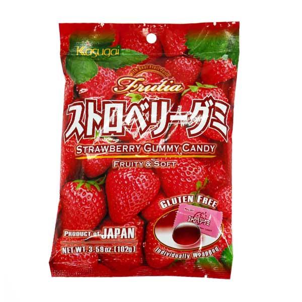 Fraise Gummy   Oishi Market