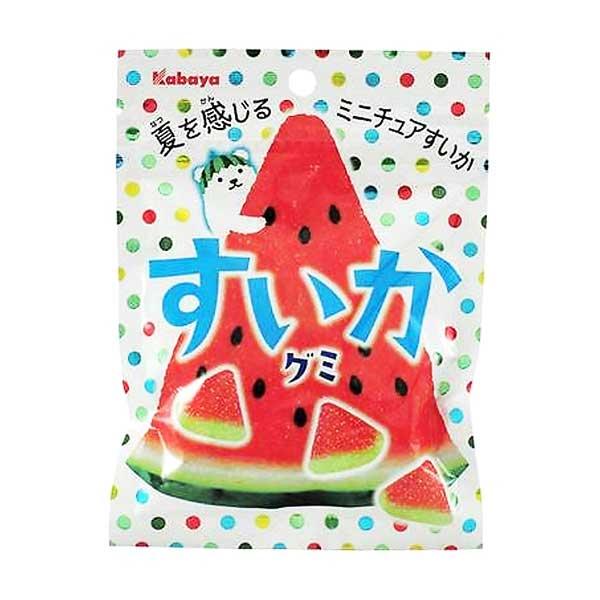 Gummy Pastèque   Oishi Market
