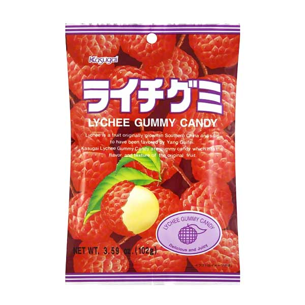 Litchi Gummy | Oishi Market