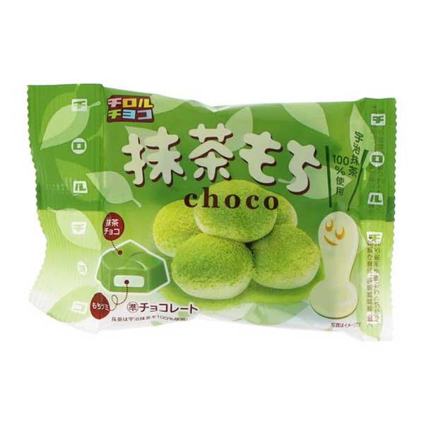 Choco Mochi - Matcha | Oishi Market