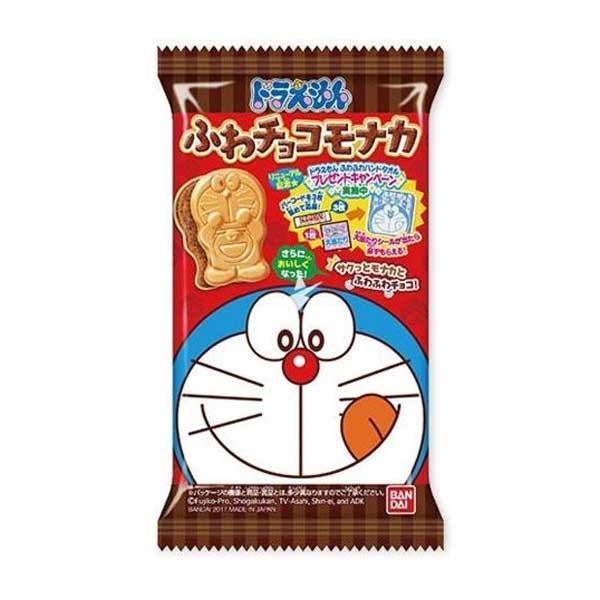 Doraemon Choco Monaka   Oishi Market