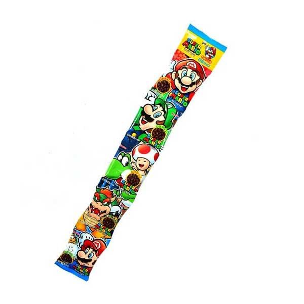 Super Mario Mugi Choco - 5 pack   Oishi Market