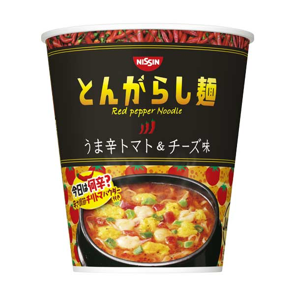 Cup Ramen - Cheese Tomate & Piment | Oishi Market