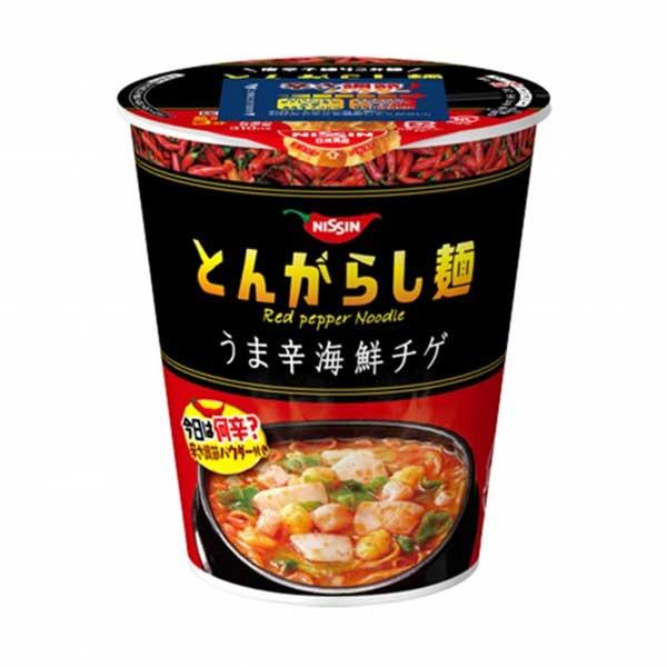 Cup Ramen - Fruit de Mer & Piment   Oishi Market