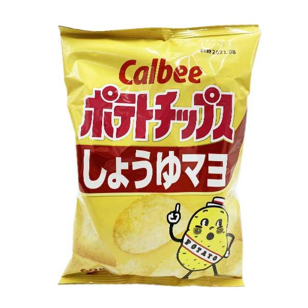 Chips Calbee - Miel & Beurre   Oishi Market