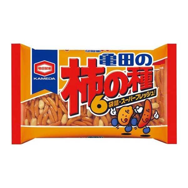 Kaki no Tane - 6 packs | Oishi Market