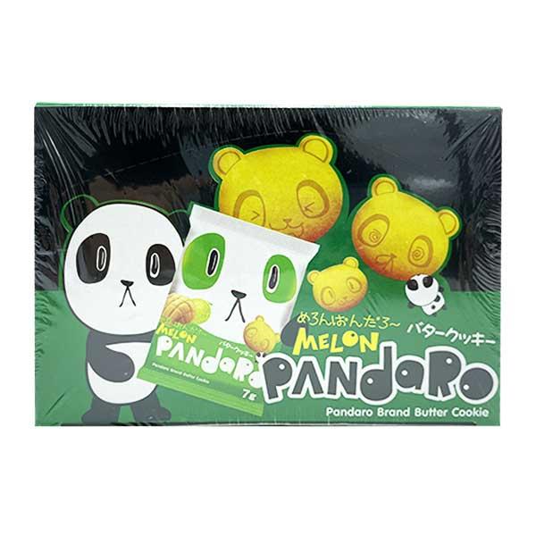 Pandaro Melon - 24 cookies | Oishi Market