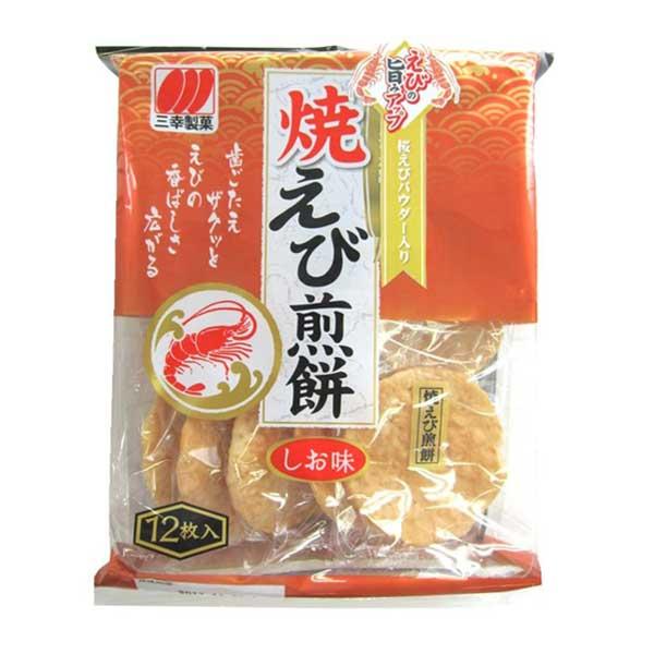 Rice Cracker - Crevette | Oishi Market