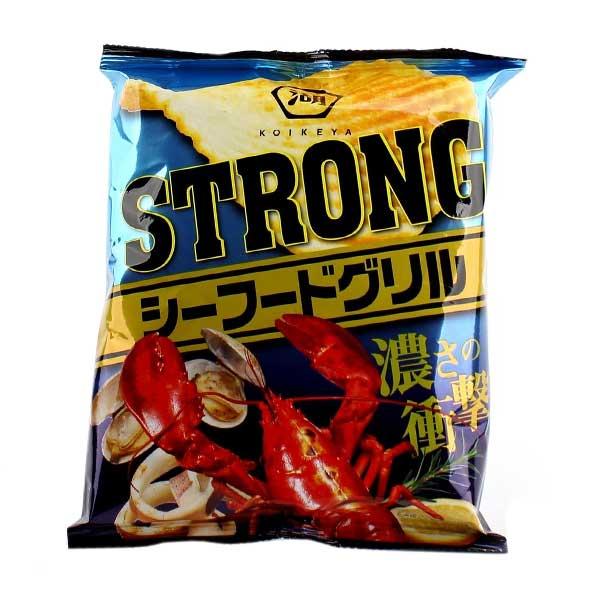Strong - Fruit de Mer Grillé | Oishi Market