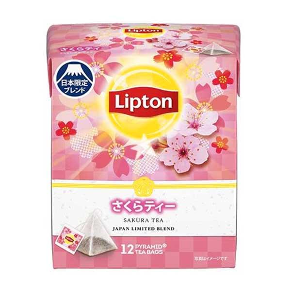 Lipton Japan Limited - Sakura | Oishi Market