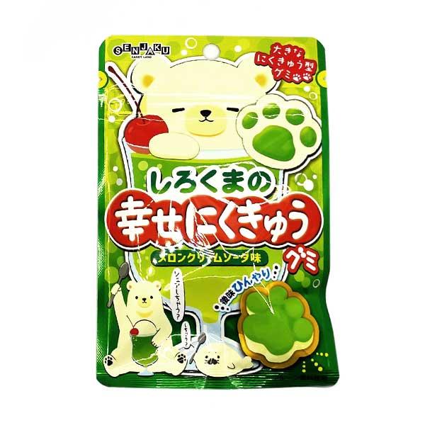 Happy Nikukyu - Melon Soda | Oishi Market