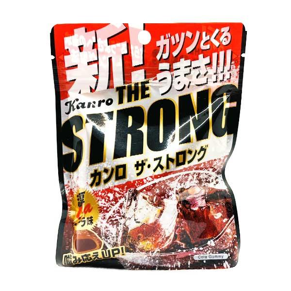 Kanro - Strong Cola | Oishi Market