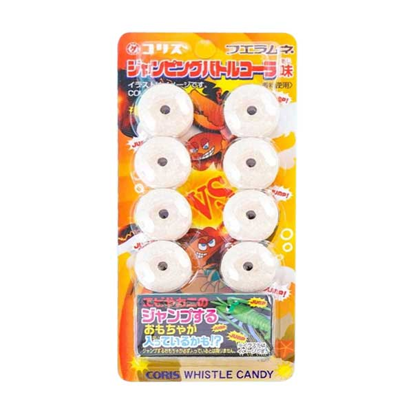Whistle Candy - Jumping Cola | Oishi Market