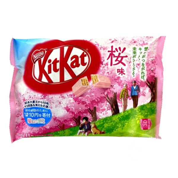 Kit Kat - Sakura | Oishi Market