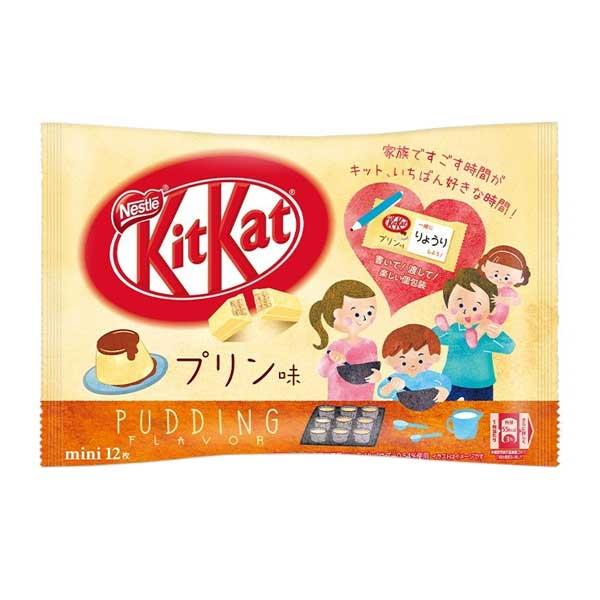 Kit Kat - Pudding   Oishi Market