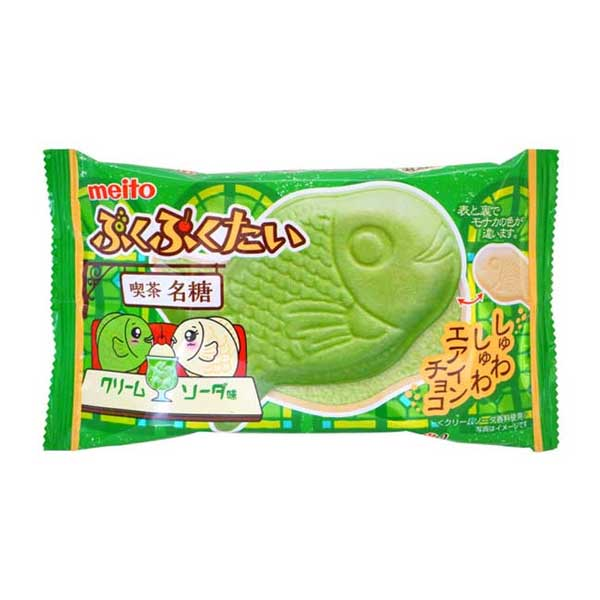 Puku Puku Tai - Cream Soda | Oishi Market