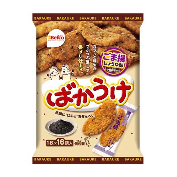 Senbei - Shoyu & Sésame | Oishi Market