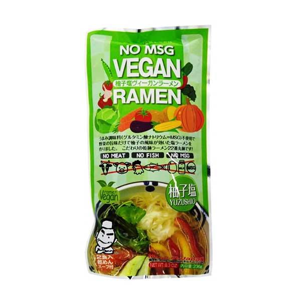 Vegan Ramen - Yuzu Shio | Oishi Market