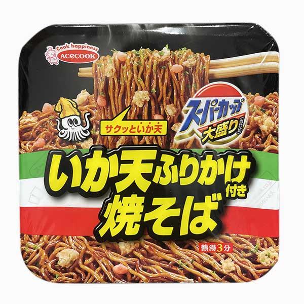 Yakisoba avec Furikake aux Calamars - Big | Oishi Market