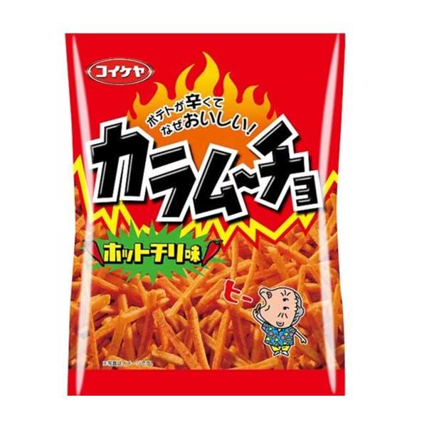 Chips Stick - Oni Karamucho - Hot Chilli   Oishi Market