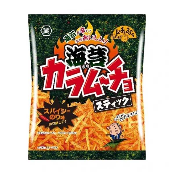 Chips Stick - Oni Karamucho - Spicy Nori   Oishi Market