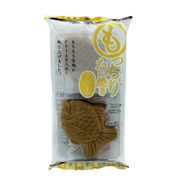 Taiyaki - Cream | Oishi Market