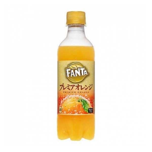Fanta - Premium Orange   Oishi Market