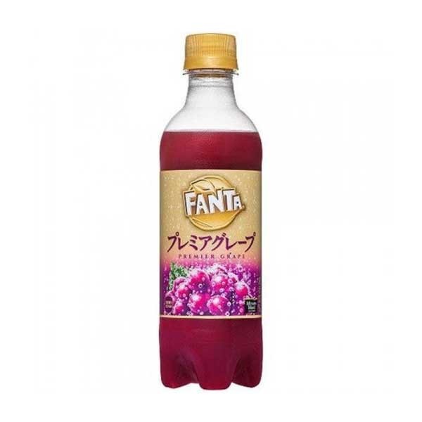 Fanta - Premium Raisin   Oishi Market