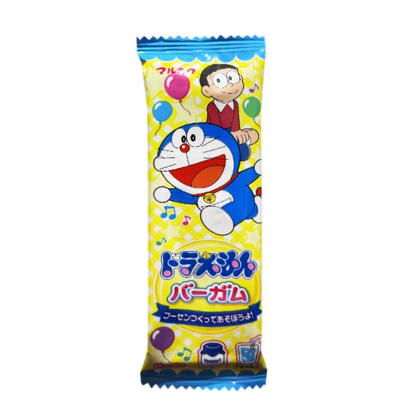 Doraemon Chewing Gum Barre   Oishi Market