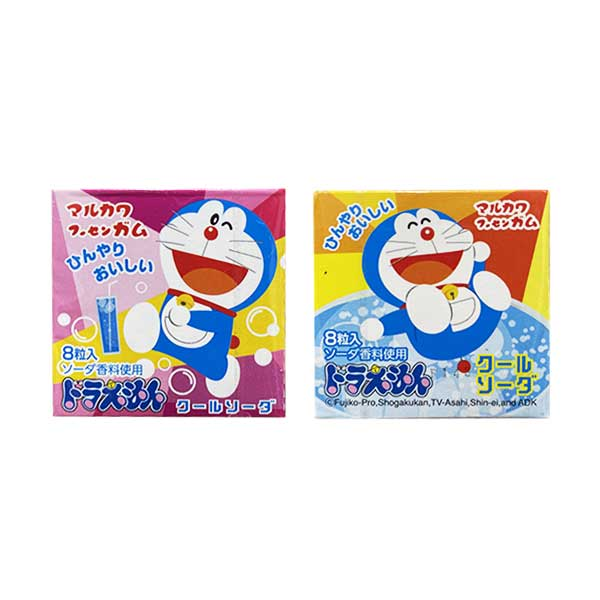Doraemon Chewing Gum - Cool Soda | Oishi Market