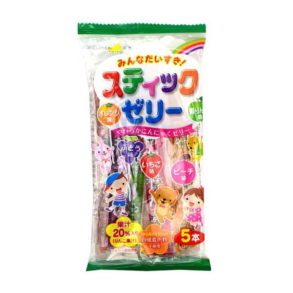 Minna Daisuki! Jelly Stick | Oishi Market