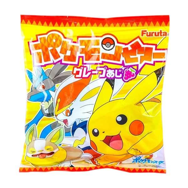 Pokemon Jelly - Raisin | Oishi Market