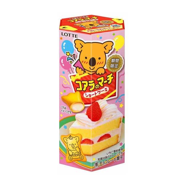 Koala no Machi - Strawberry Shortcake   Oishi Market