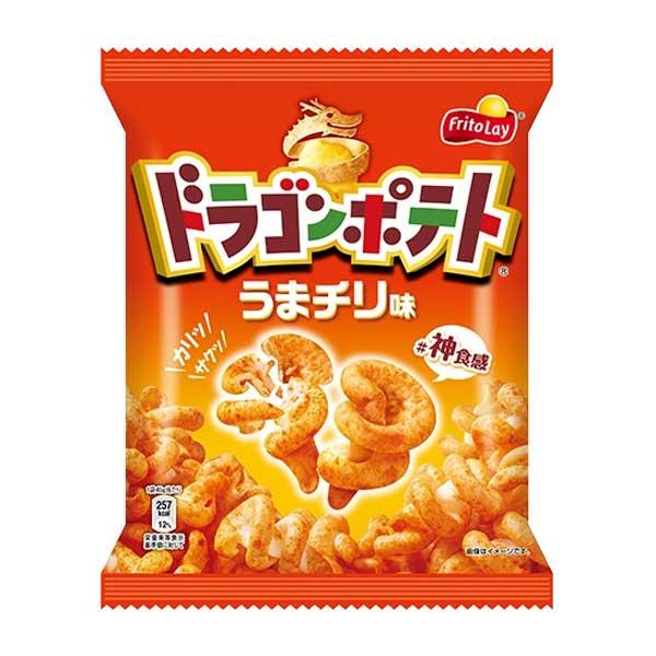 Dragon Potato - Tasty Chilli   Oishi Market
