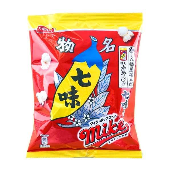 Mike Pop Corn - Shichimi Hot Pepper | Oishi Market