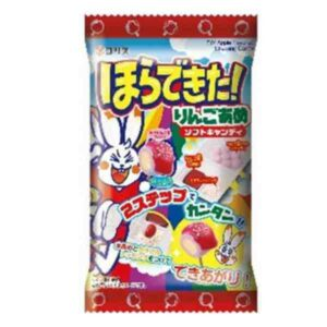DIY – Ringo Ame Soft Candy