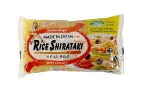 Shirataki - Konjac Rice   Oishi Market
