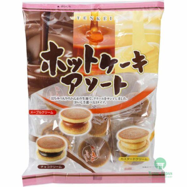 Mini Pancake Assortiment | Oishi Market