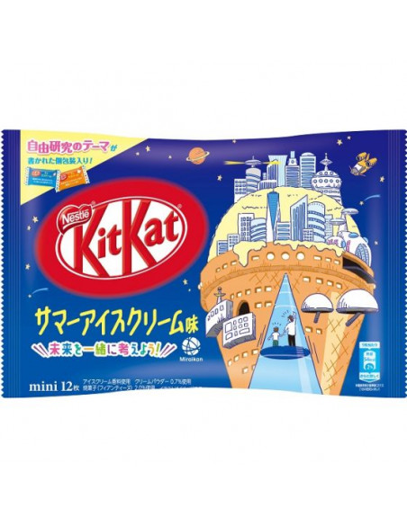 Kit Kat - Cosmic Ice Cream   Oishi Market